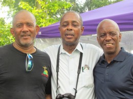 The three Foxworth brothers, Deanie, Jarret and Myron. Doris, expressed how brilliant each of these men are. Along with their brother Bruno, they mastered such fields as science, education and accounting. Myron, even scored the top numbers on his SAT