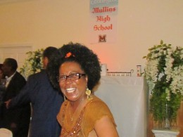 Jackie Blackman, was our neighbor for years and was a member of the 1972 Class of MHS.