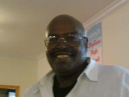 Charles Platt, enjoyed participating in the evening as well..