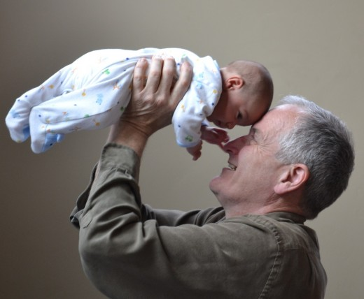 Loving Grandchildren shouldn't Become a Chore or Even a Full Time Job