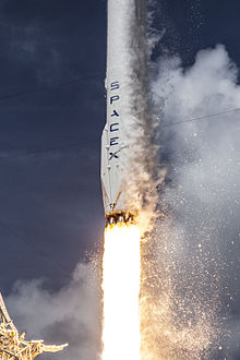 SpaceX sponsored the Flights