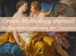 Greek Mythology-themed Halloween Costumes for Couples