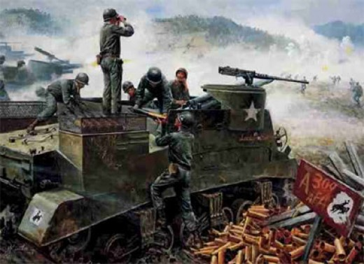 Image from the original Korean War.