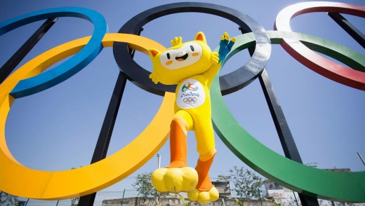 Meet Vinicius:  Official mascot of the Rio 2016 Olympics - Named after the poet of Bossa Nova