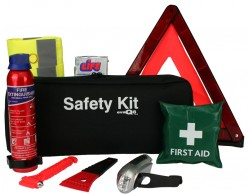 Making A Safety Kit For Your Car