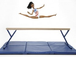 Gabby Douglas Honored With Mattel Doll Made In Her Likeness