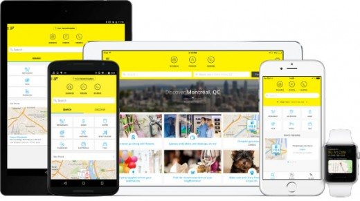 Yellow pages users have gone digital, and to keep up, so have the yellow page companies.