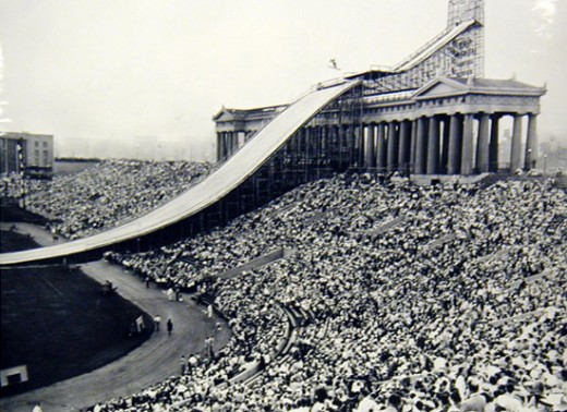Soldier Field has been the site of spectacles, sporting events, and concerts