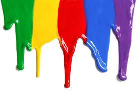 wet paints