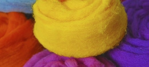 Felting Ideas and Tutorials