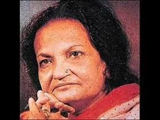 Begum Akhtar--The classical Ghazal artist
