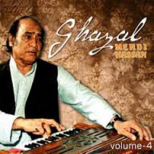 Mehdi Hassan--The classical Ghazal artist