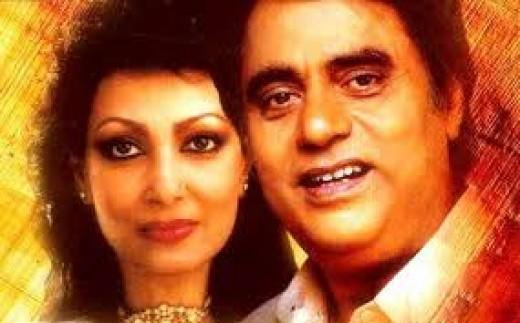 The most admired Ghazal duo--Jagjit Singh-Chitra Singh