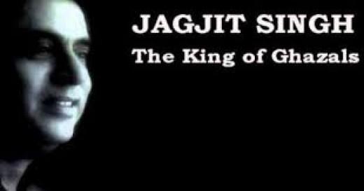 The king of Ghazals--Jagjit Singh