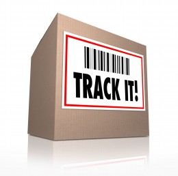Track your parcel by its number to know its location if needed