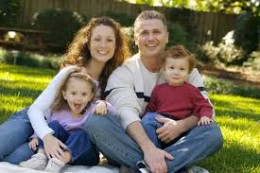 Google Average American Family 1st 9 pics show only White people