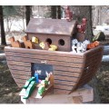 The Noah's Ark Mailbox - Store 40 Days Worth of Mail and Evade the Wrath of God