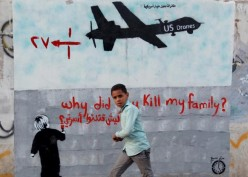 Obama's Drone War Delineates American Atrocities Abroad