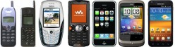 Technology Growth: The Mobile Phone