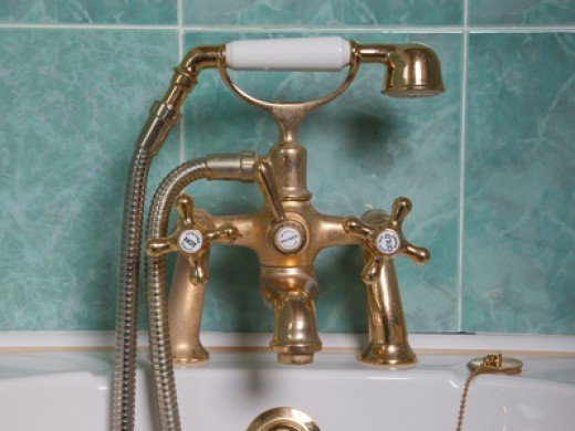 One of the reasons brass is so popular with plumbers is that it poses no installation difficulties.