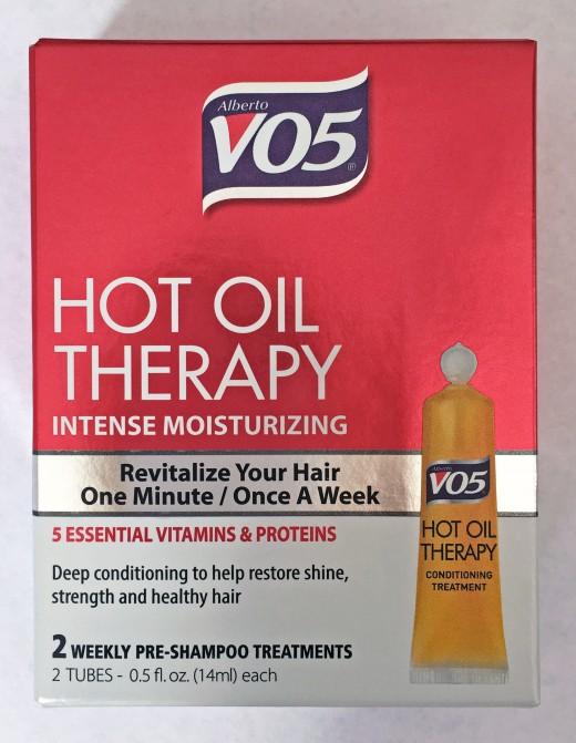 Alberto VO5 Hot Oil Therapy