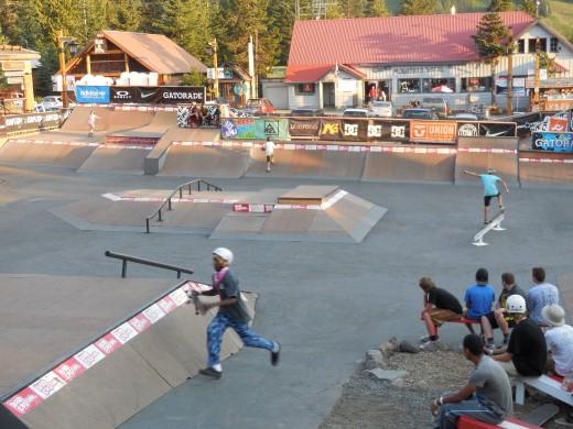 Beginning Skate