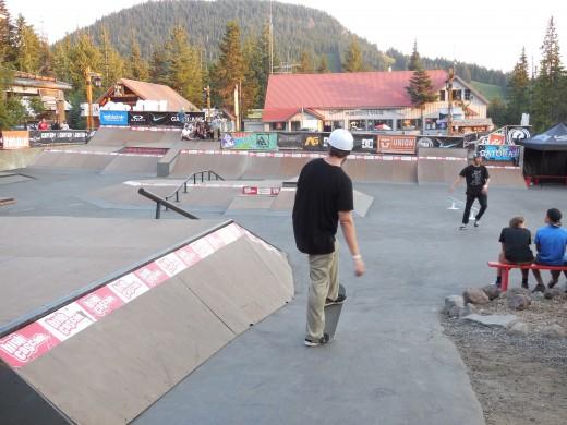 Intermediate Skate