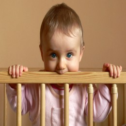 The most common habit toddlers have is biting.