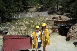 Gold Mine High in the Rockies