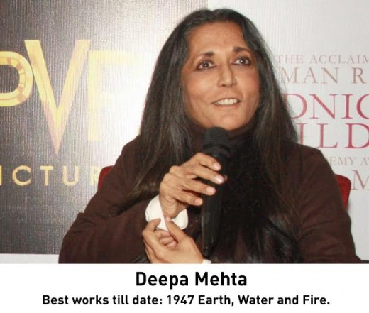 Deepa - 'Earth', 'Water', 'Fire' – Mehta: