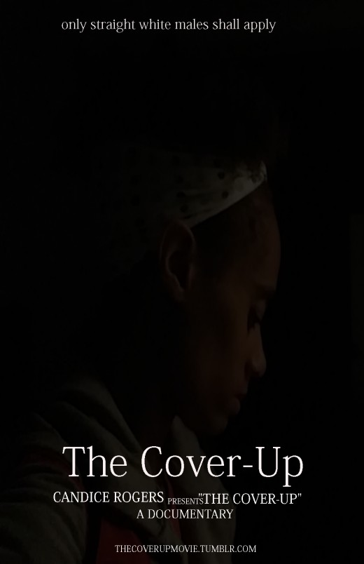 The Cover Up movie poster!