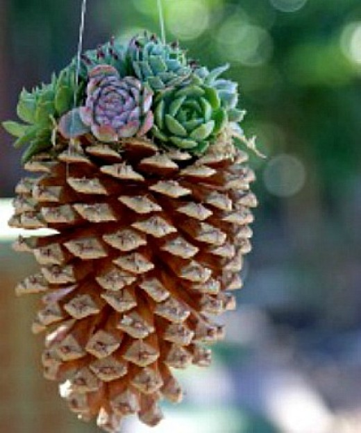 35 Remarkable Pinecone Crafts