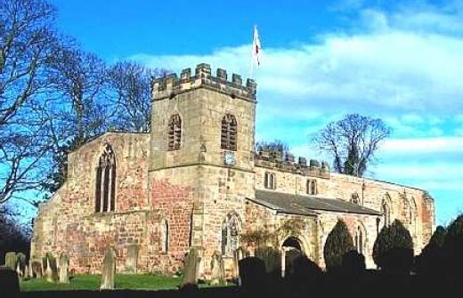 St Peter's Church, Croft