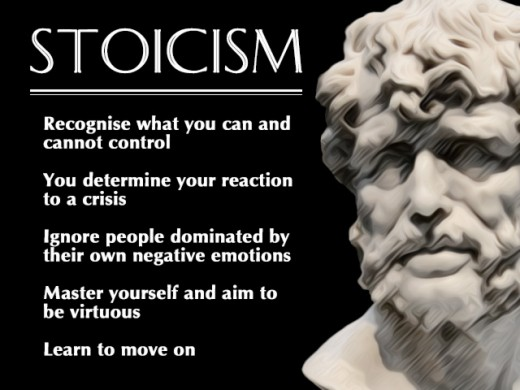The wisdom of the Stoic Masters, in short.