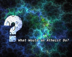 What Would an Atheist Do, Part One: Religious Language and Cultural Artifacts
