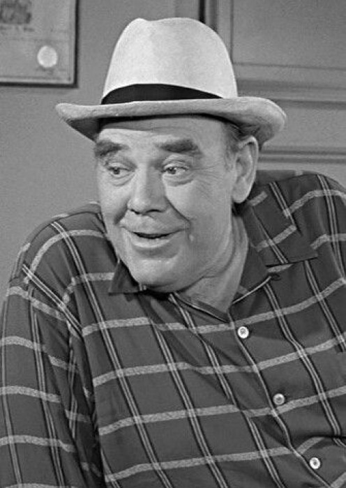 """Uncle Ollie"" was played by James  Westerfield  1913 - 1971"
