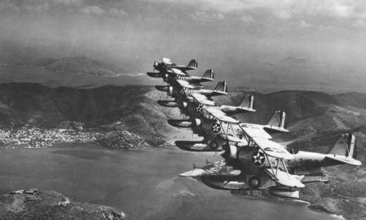 """Grumman J2F-1 """"Duck"""""""