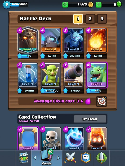 Clash Royale Lava Hound Deck Arena 5 To 9 Hubpages