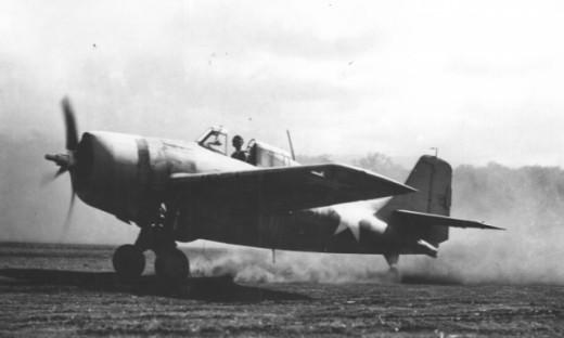 """Grumman F4F """"Wildcat"""""""