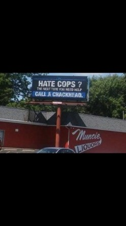 Hometown Hostility-Cops and Civilians.