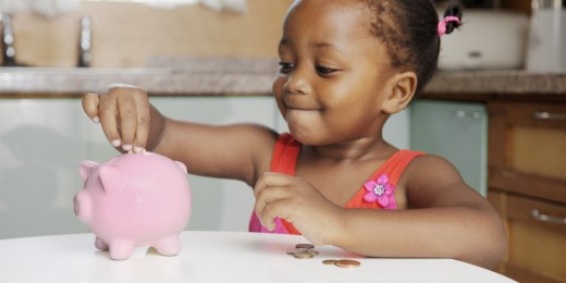 Kids should understand very early the difference between cash and credit.