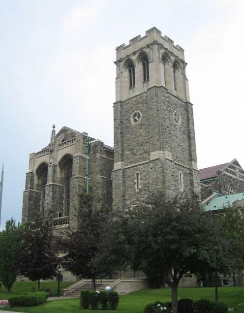 Timothy Eaton Memorial Church, Toronto