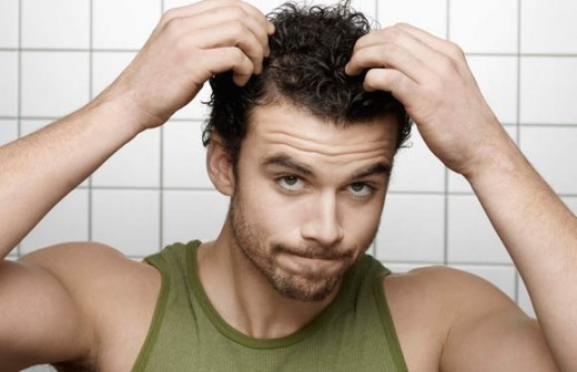 A solution for hair regrowth