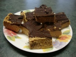 No-Bake Peanut Butter Bar Recipe