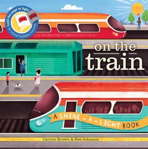 Shine a Light: On a Train