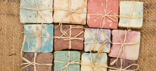 Soaps, Washes & Scrubs