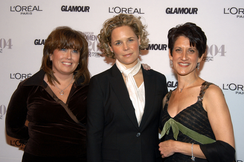 Three of the Jersey Girls at Woman of the Year Awards