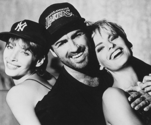 George Michael in 1990