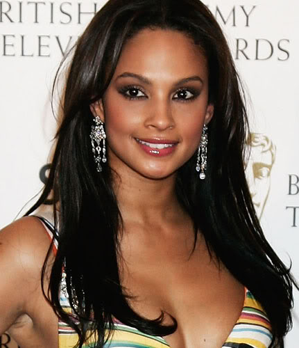 Alesha Dixon second female judge on the panel after winning show replacing Arlene Phillips