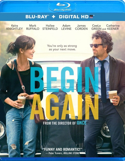Keira Knightley Movies List  |  Begin Again (2013)